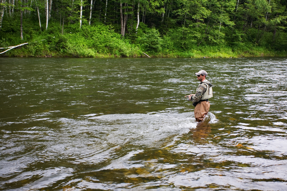 Muskegon River Hooked Guide Service